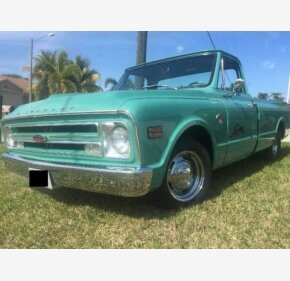 1968 Chevrolet C/K Truck for sale 101276276