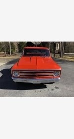 1968 Chevrolet C/K Truck 2WD Regular Cab 1500 for sale 101297064