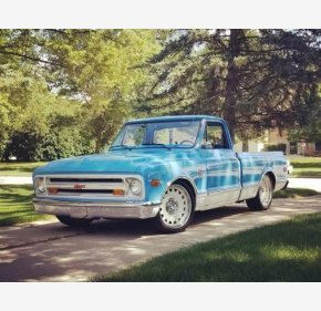 1968 Chevrolet C/K Truck for sale 101345882