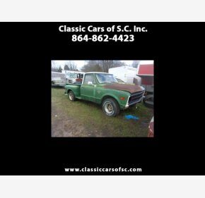 1968 Chevrolet C/K Truck for sale 101349163