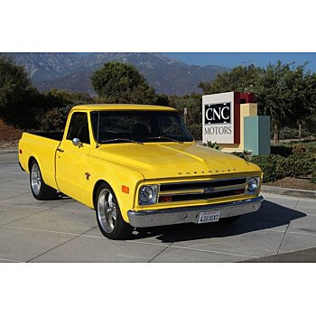 1968 Chevrolet C/K Truck for sale 101383725