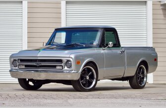 1968 Chevrolet C/K Truck 2WD Regular Cab 1500 for sale 101404371