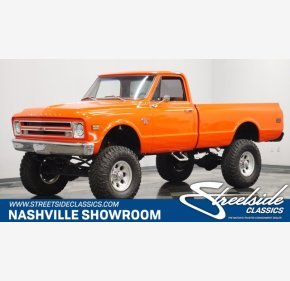 1968 Chevrolet C/K Truck for sale 101404722