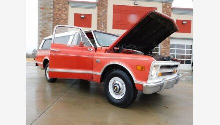1968 Chevrolet C/K Truck for sale 101432044
