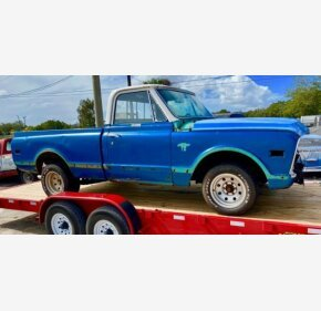 1968 Chevrolet C/K Truck for sale 101432758