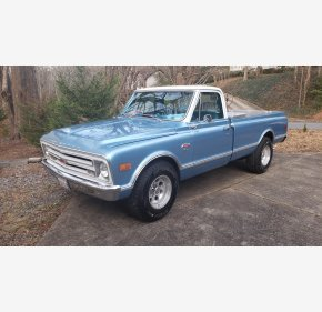 1968 Chevrolet C/K Truck 2WD Regular Cab 2500 for sale 101440881