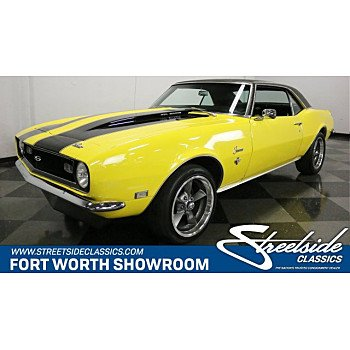 1968 Chevrolet Camaro for sale 100954683