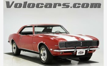 1968 Chevrolet Camaro for sale 100970825