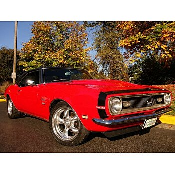 1968 Chevrolet Camaro for sale 101005610