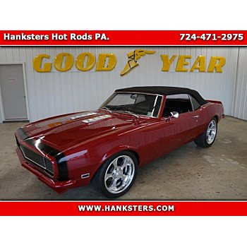 1968 Chevrolet Camaro for sale 101016545
