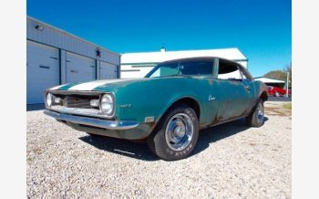 1968 Chevrolet Camaro for sale 101046252