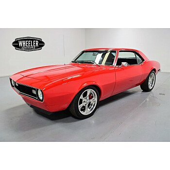 1968 Chevrolet Camaro for sale 101058548
