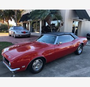 1968 Chevrolet Camaro for sale 101064608