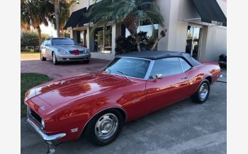1968 Chevrolet Camaro for sale 101064608
