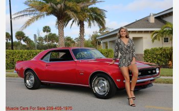 1968 Chevrolet Camaro for sale 101252227