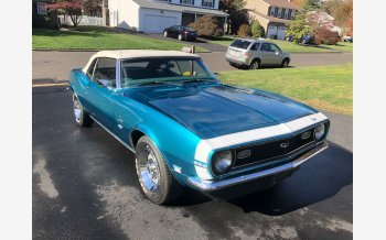 1968 Chevrolet Camaro SS Convertible for sale 101285235
