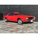 1968 Chevrolet Camaro for sale 101294096