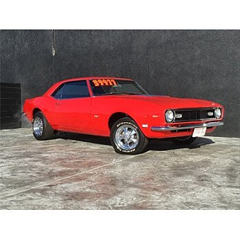 1968 Chevrolet Camaro for sale 101294096