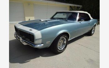 1968 Chevrolet Camaro for sale 101321720