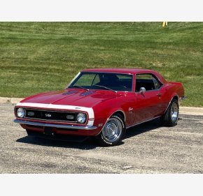 1968 Chevrolet Camaro for sale 101332313