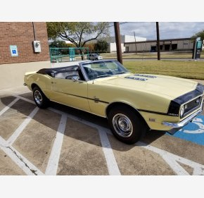 1968 Chevrolet Camaro SS Convertible for sale 101340783