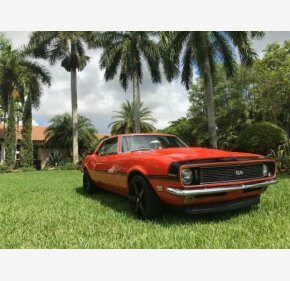 1968 Chevrolet Camaro for sale 100892875