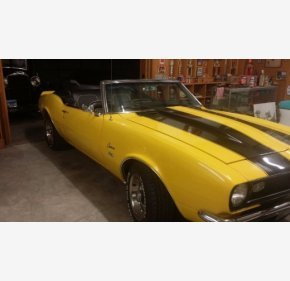 1968 Chevrolet Camaro Convertible for sale 100930869