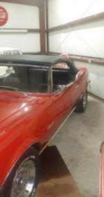 1968 Chevrolet Camaro RS Convertible for sale 100930871