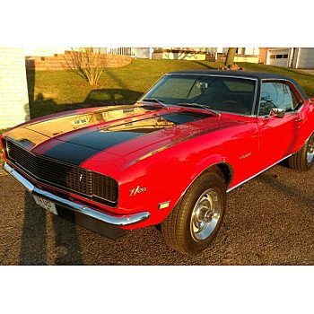 1968 Chevrolet Camaro for sale 100931423