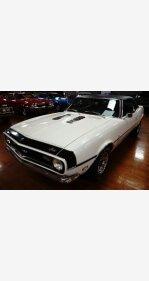 1968 Chevrolet Camaro for sale 100987931