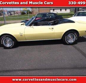 1968 Chevrolet Camaro for sale 100992909