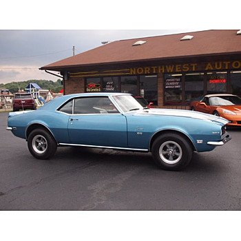 1968 Chevrolet Camaro SS for sale 100998177