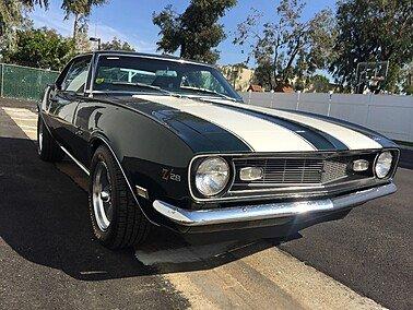 1968 Chevrolet Camaro Z28 for sale 101069770
