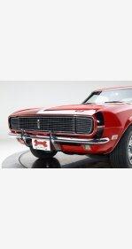 1968 Chevrolet Camaro for sale 101074125