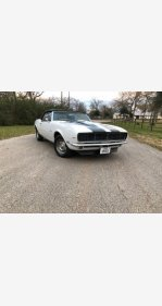 1968 Chevrolet Camaro RS Convertible for sale 101074667
