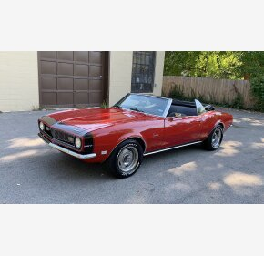 1968 Chevrolet Camaro Convertible for sale 101077269