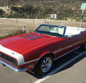 1968 Chevrolet Camaro SS Convertible for sale 101080963
