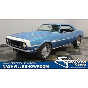 1968 Chevrolet Camaro for sale 101093763