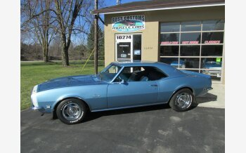 1968 Chevrolet Camaro for sale 101124969