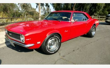 1968 Chevrolet Camaro Coupe for sale 101166196
