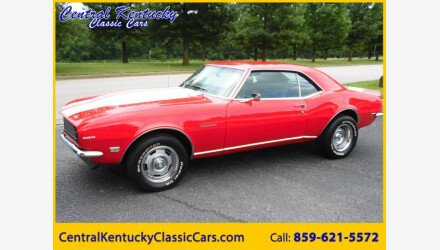 1968 Chevrolet Camaro Classics for Sale - Classics on Autotrader