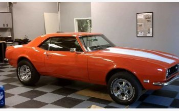 1968 Chevrolet Camaro Coupe for sale 101181331