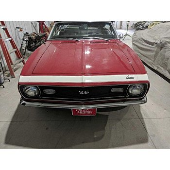 1968 Chevrolet Camaro for sale 101182490