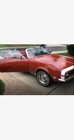 1968 Chevrolet Camaro Convertible for sale 101193031