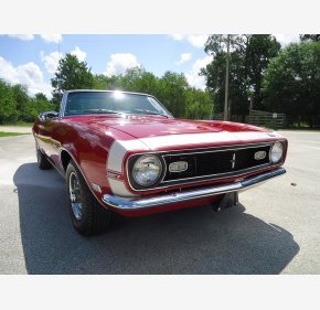 1968 Chevrolet Camaro Convertible for sale 101199849