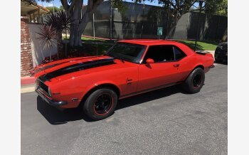 1968 Chevrolet Camaro Coupe for sale 101206548