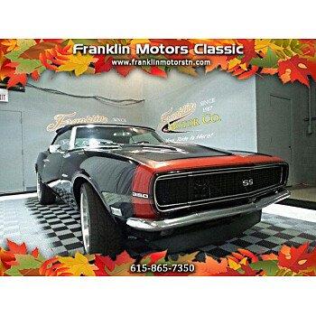 1968 Chevrolet Camaro for sale 101215123