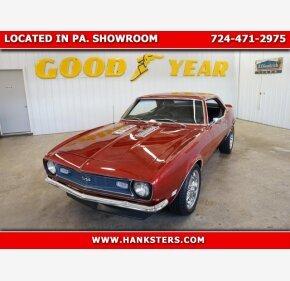1968 Chevrolet Camaro for sale 101218351
