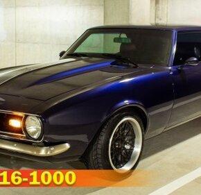 1968 Chevrolet Camaro for sale 101218417
