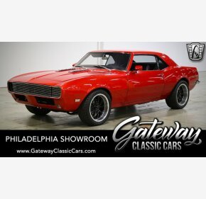 1968 Chevrolet Camaro for sale 101221257